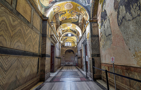 Learn about the Mosaics of Inner Narthex, Chora Museum (Chora Church), chora museum hours, chora church facts, byzantine museum istanbul