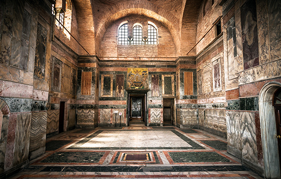 Learn about the Mosaics of NAOS, Chora Museum (Chora Church), chora museum hours, chora church facts, byzantine museum istanbul