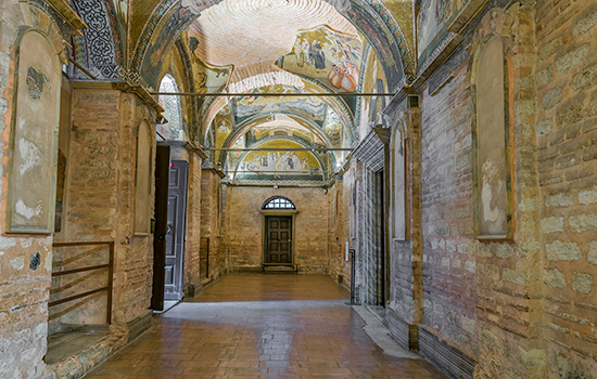 Explore the Mosaics of Outer Narthex, Chora Museum (Chora Church), chora museum hours, chora church facts, byzantine museum istanbul